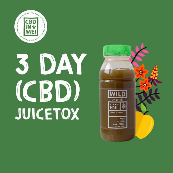 3 Day CBD Juicetox