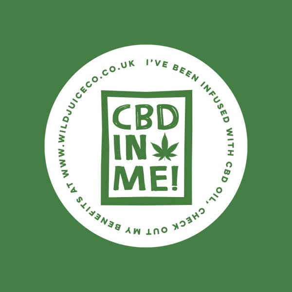 3 Day CBD Juicetox Sticker