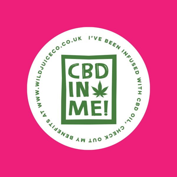 5 Day CBD Juicetox Sticker