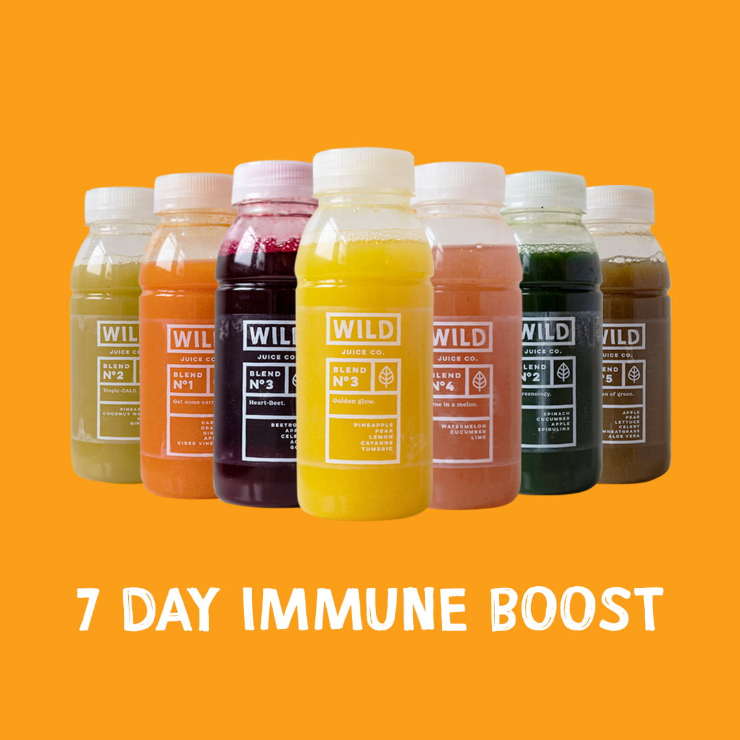 7 Day Immunity Boost program