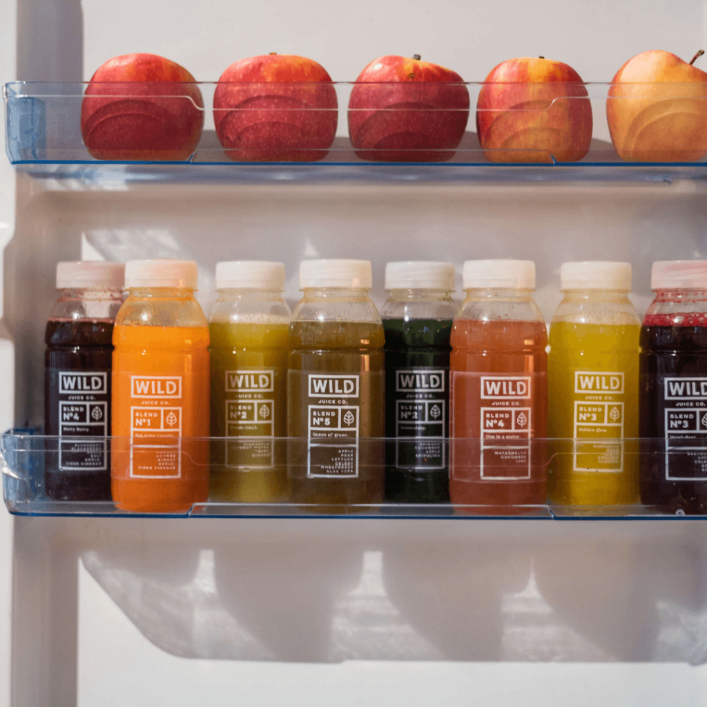 Lose your lockdown weight in 7 days with fruit juice in fridge